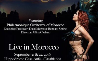 Bellydance Evolution – tour Morocco by Jillina